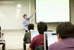 プログラミングで反転授業