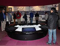 原爆資料館の展示