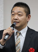 兵庫県立明石城西高等学校・竹谷将幸教諭