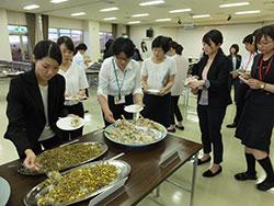 「ひろしま給食」メニュー検討会議