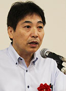 三鷹市教育委員会総務課 田島康義 担当課長