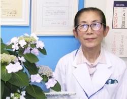薬剤師 栄養療法家 元駒沢女子短期大学・日本大学講師 現米国AHCN大学大学院生 近藤伊津子さん