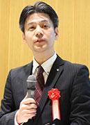 加賀市教育委員会学校指導課・可部谷孝嗣指導主事