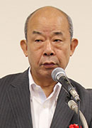 戸田市教育委員会 戸ケ﨑勤 教育長
