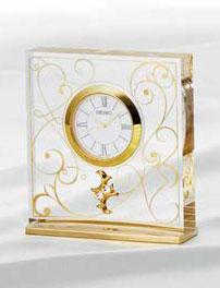 小型置時計「セイコー レスポワール」