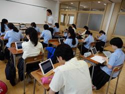 放課後学習に中1~中3まで約20名が参加