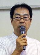 武田中学校武田高等学校教頭・松本達雄氏