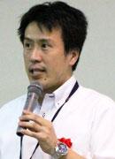 湖南市教育委員会指導主事 長谷川洋介氏