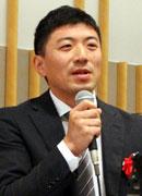 北海道教育大学附属函館中学校教諭 郡司直孝氏