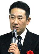 川西市立緑台小学校教頭・坪田城達氏