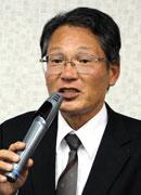 篠山市立丹南中学校主幹教諭・中森邦広氏