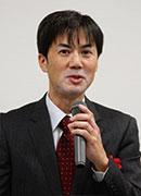 八王子市教育委員会 教育総務課主任・峰尾晃彦氏