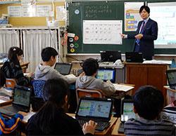1人1台の学習者用PCがあるとプログラミング学習に取り組みやすい
