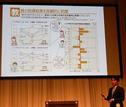 箕面市の倉田市長は「1人1台のPC環境で活用が加速した」と語る