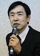 大阪府立寝屋川高等学校指導教諭・平尾一成氏