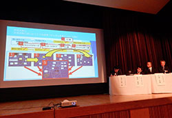 京都教育大付属桃山小は様々なデジタル思考ツールを活用