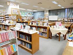 蔵書数は1万7319冊