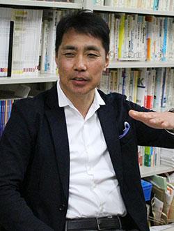 小金井市立前原小学校前校長 総務省地域情報化アドバイザー 松田 孝氏