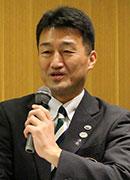 相模原市立総合学習センター担当課長・篠原真氏