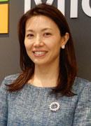 日本マイクロソフトパブリックセクター事業本部 文教営業統括本部 中井陽子統括本部長