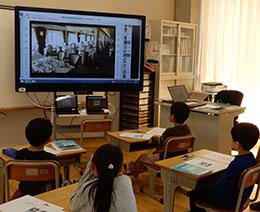 授業の終盤でも集中して動画を視聴