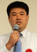 鹿島学園高等学校 情報管理部長・谷口俊郎教諭