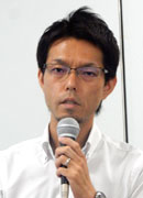 京都教育大学附属桃山小学校 ICT活用研究主任・長野健吉氏
