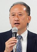 花園中学高等学校 副校長・中村広記氏