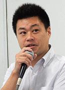 立命館守山中学校・高等学校 総務・メディア教育部主任・伊藤久泰氏