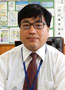 ICT担当 櫻井教諭
