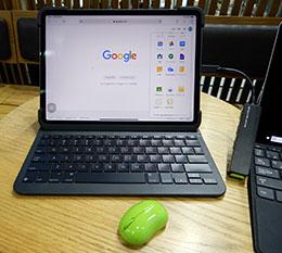 iPadでGoogleドキュメント等も活用できるようになった