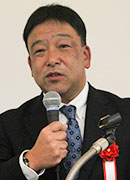 神奈川県教育委員会 総務室ICT推進担当課長・柴田功氏