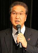 山江村教育委員会教育長・藤本誠一氏