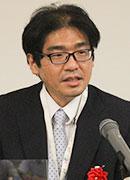 川崎市立高津高等学校総括教諭・露木律文氏