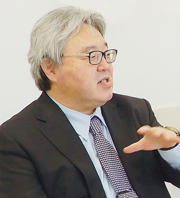 東北大学大学院 堀田龍也教授