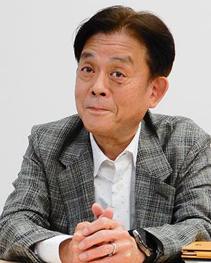 東京書籍教育文化局 長谷部直人本部長