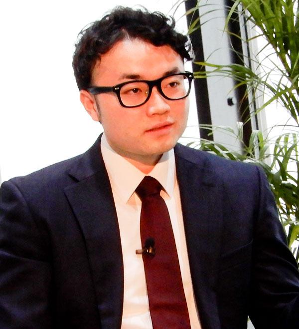 日本ヒューレットパッカード 事業統括本部 エリア公共営業部 斎藤 翔太氏