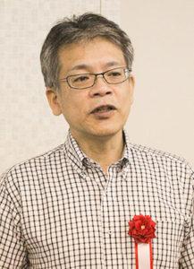 奈良県教育委員会・県立教育研究所主幹・小崎誠二氏