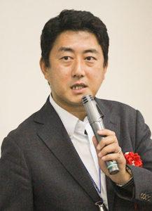 尼崎市教育委員会教育長・松本眞氏