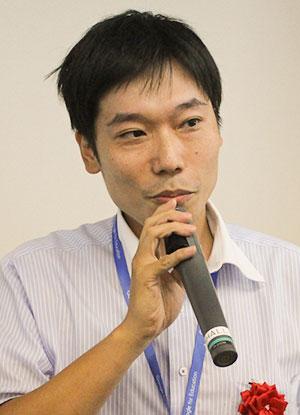 姫路市教育委員会 総合教育センター教育研修課主任・藪上憲二氏
