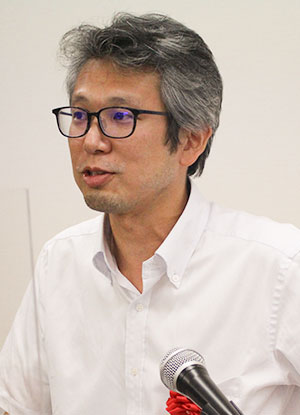 京都市立西京高等学校附属中学校主幹教諭・宮部剛氏