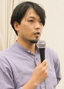 清教学園中学校・高等学校ICT教育部部長・情報科教諭・勝田浩次氏