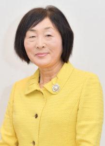 長島美保子会長