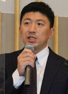 北海道教育大学附属函館中学校教諭・郡司直孝氏