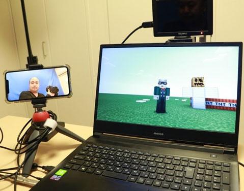 授業や動画視聴と個人の学習や演習は別画面で行う