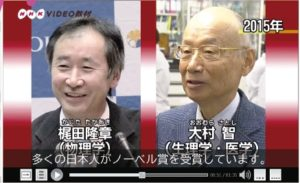 NHK映像ライブラリやNHKアーカイブスをオリジナル版に編集して収録