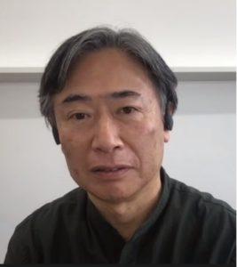 中邑賢龍教授