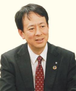 プロット 津島 裕  代表取締役社長