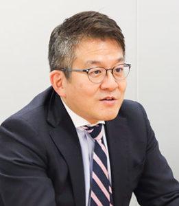 経済産業省サービス政策課長 (兼)教育産業室長 浅野大介氏
