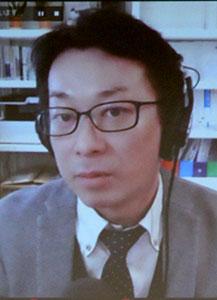 信州大学教育学部助教・佐藤和紀氏